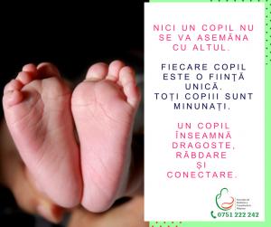 Redirectioneaza 2% catre Asociatia de Pediatrie si Consultanta in Alăptare