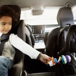 Siguranță auto copii