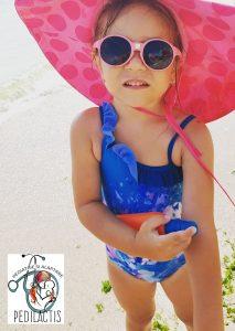 Protectia solară la bebeluși și copii