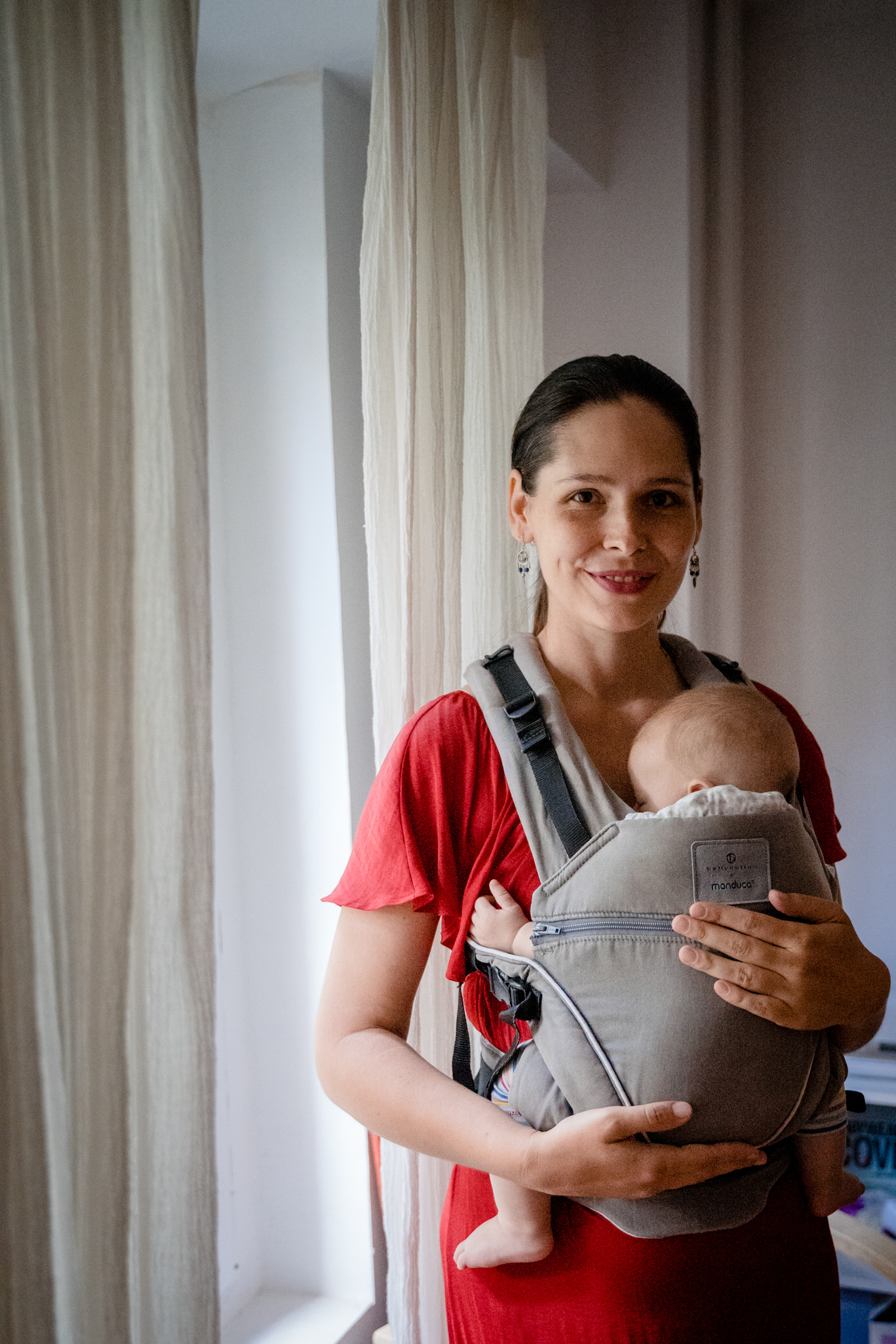 Consiliere in babywearing