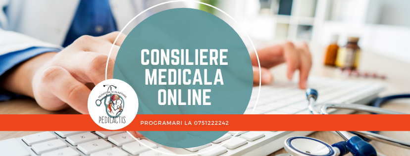 consiliere medicala online